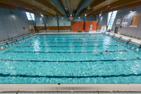 Zwemmen Vrijburg